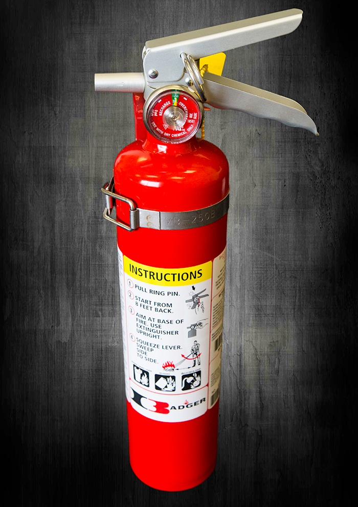2.5#-ABC-FIre-Extinguisher